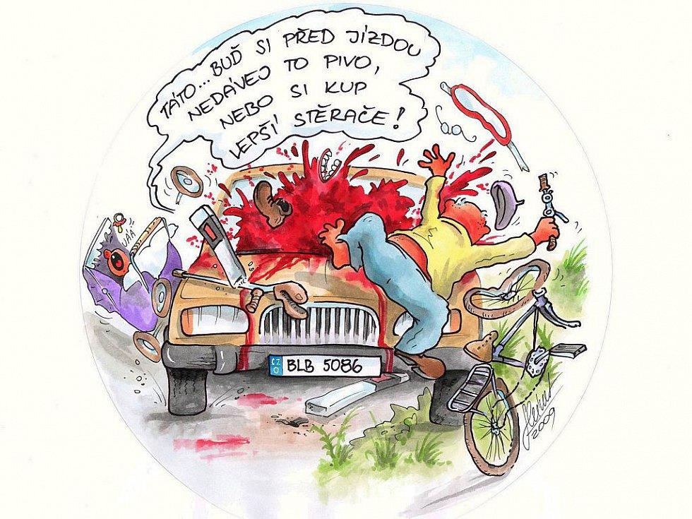 Vtipy Kreslene Srandovni Sterace Na Auto Vtipnice Eu