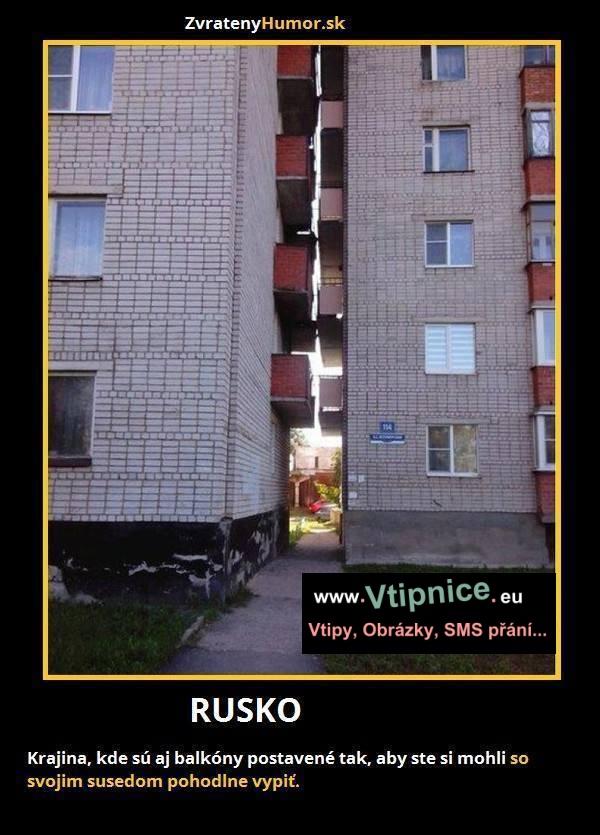 ruské přání k narozeninám Srandovní obrázky   Ruské balkony | Vtipnice.eu ruské přání k narozeninám